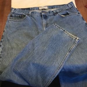 Levi's Relaxed Fit Men's Size W-40 L-32 Jeans